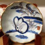うさぎなます皿 径14.8cm  ¥6,000 (希少)