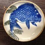 印判皿 鯛 ¥2,000