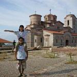 マケドニア(かわいい教会)