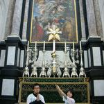 ベルギー(フランダースの犬のラストシーンになった教会)