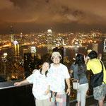 香港(100万ドルの夜景)