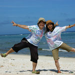 沖縄(神様の住む島「久高島」)