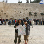 イスラエル(嘆きの壁)