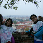 チェコ(町ごと世界遺産プラハの町並み)