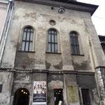 Krakau-jüd. Viertel-Synagoge