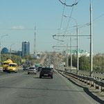 Einfahrt Astrachan