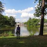 Lazienski Park