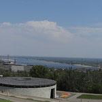 Blick zur Wolga