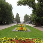 Park im Zentrum