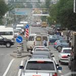 Die Verkehrskatastrophe in Wolgograd