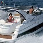 Sessa Marine C42 de alquiler en Ibiza