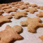 ハニージンジャークッキー