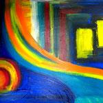 WEBE41 - 15,7*19,7 inch / 40*50 cm / oil on drawing board