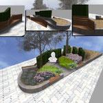 idea di massima per un piccolo spazio dedicato a San Pio