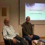 Dieter Schwartz und Dr. Hans-Arved Willberg