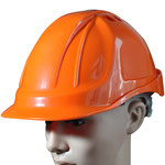 Model #108 Ventilated ABS Safety Helmet