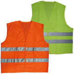 Model #9502 Hi-Viz Vest with CE ISO EN20471 Certificate