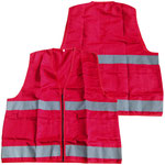 Model #9535 Working Vest with Reflective Straps