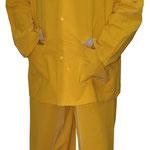 Series #7700 Industrial Rain-Suit (PVC/Polyester/PVC)