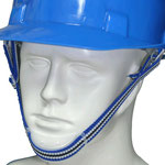 Model HCS001 2-Point Elastic Chin Strap, for Series #101, #117, #141 Helmets