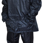 Model #7810 Lightweight Rain-Suit (170T Polyester/PVC)