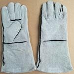 Model L1012P 2-Piece Back, 14' Long, Black Edge, Grade B/C Cowhide Leather