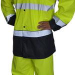 Model #7800HV-2 Hi-Viz PU Rain-Suit