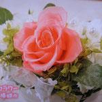 椿姫彩菜様のプリザーブドフラワーアレンジ