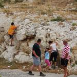 Auf der Suche nach der Dose, Kroatien