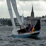Absegeln in Flensburg 2012