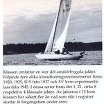 (C) ALLA VÅRA SKÄRGÅRS KRYSSARE