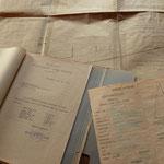 Orginal Baubeschreibung von AYA und Meßbrief.