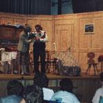 Rosmarie Guler mit Ruedi