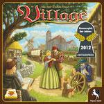 """Spiel: """"Village"""" (Kennerspiel 2012)"""