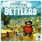 """Imperial Settlers"" auch vom Verlag Portal Games"