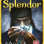 """Splendor"" das Erfolgsspiel vom Verlag Space Cowboys"