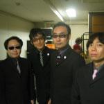 2011.7.10 八木橋バンド大会 ステージ裏