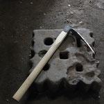 小石の多い場所で使用されるそうです。もと山陰地方で使われていたものです。