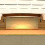 多機能型ホール