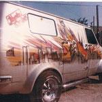 Personnalisation véhicules peinture