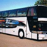 Décoration de bus à l'aérographe 3B Voyages
