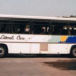 Décoration de bus adhésif charte Conseil général du Var