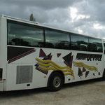 Décoration de bus adhésif DENALE