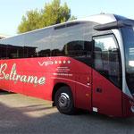 Décoration de bus adhésif BELTRAME