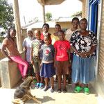 Bei allen Schwierigkeiten: Das Sozialhaus Kamonyi ist eine frohe Wohngemeinschaft ...