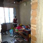 Armut: Das Spielzimmer für die Kinder im Haus.