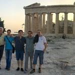 Radio Europa auf Griechenland Tour