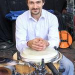 Beim Soundcheck in München - Ensemble JuNo