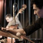 """Album-Präsentation """"NÀU"""" vom Florian Peters Trio im Leeren Beutel Regensburg"""