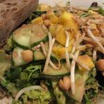 und noch mehr Salat